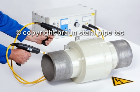 High voltage strength test, Insulation Joint