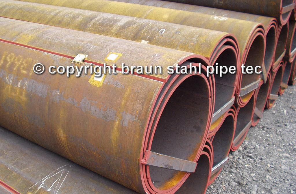 Half-Pipes,repair of pipelines, pressure